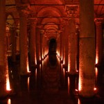 Cisterns in Istanbul